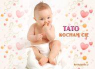 eKartki Dzień Ojca Tato - Kocham Cię,