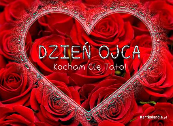 Serce usłane różami