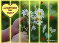 eKartki Dzień Ojca Kwiatuszki dla Taty,