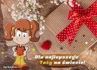 eKartki elektroniczne z tagiem: Kartki elektroniczne na Dzieñ Ojca Dla najlepszego Taty,