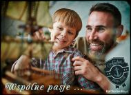 eKartki elektroniczne z tagiem: Życzenia dla Ojca Wspólne pasje!,