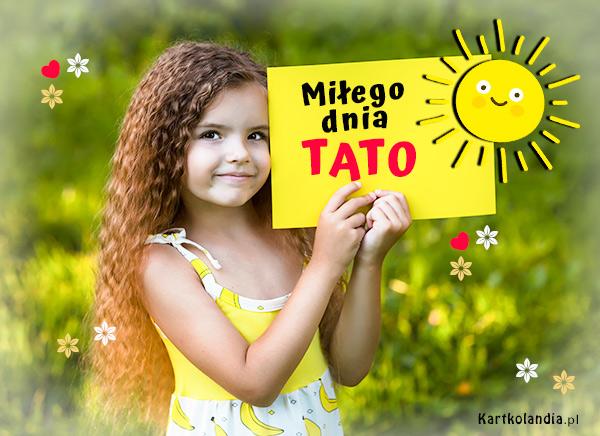 eKartki elektroniczne z tagiem: Pozdrowienia Miłego dnia Tato!,