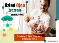 eKartki elektroniczne z tagiem: Dzień Ojca Dziękuję Ci Tato!,