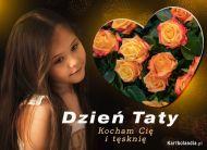 eKartki elektroniczne z tagiem: Róża Kocham Cię i tęsknię!,