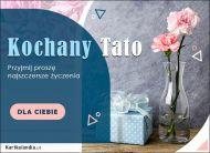 eKartki elektroniczne z tagiem: Prezent na Dzień Ojca Kochany Tato!,