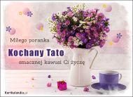 eKartki Dzień Ojca Smacznej kawusi Tato!,