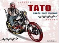 eKartki Dzień Ojca Tato - Spełnienia marzeń!,