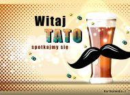eKartki elektroniczne z tagiem: Dzień dobry Witaj Tato!,