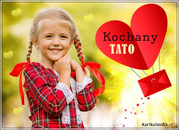 eKartki Dzień Ojca List do kochanego Taty,