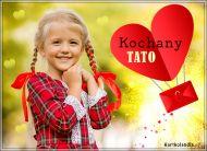 eKartki elektroniczne z tagiem: Dzień Ojca List do kochanego Taty,