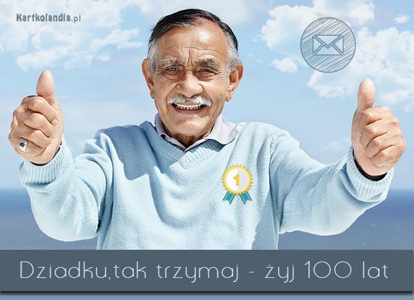 Dla wspania³ego Dziadka