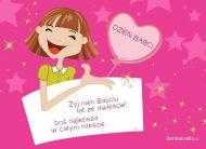 eKartki elektroniczne z tagiem: Darmowe kartki na Dzieñ Dziadka Dla najlepszej Babci,