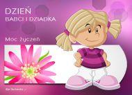 eKartki Dzieñ Babci i Dziadka e-Kartka na dzieñ Babci,
