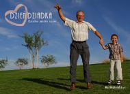 eKartki Dzieñ Babci i Dziadka Kartka dla super Dziadka,