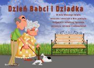 eKartki Dzieñ Babci i Dziadka Kartka na Dzieñ Babci i Dziadka,