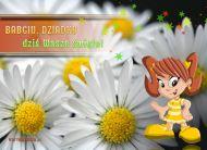 eKartki Dzieñ Babci i Dziadka Kwiaty dla Babci i Dziadka,