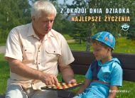 eKartki Dzieñ Babci i Dziadka Z okazji Dnia Dziadka,