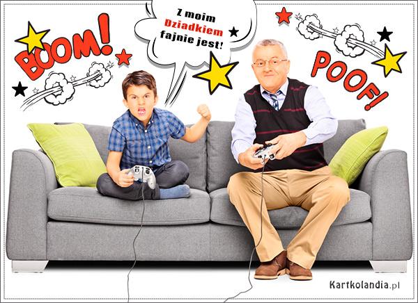 eKartki Dzień Babci i Dziadka Wspaniałe chwile,