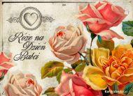 eKartki Dzień Babci i Dziadka Róże na Dzień Babci,