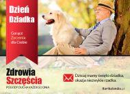 eKartki elektroniczne z tagiem: Darmowe kartki internetowe Święto Dziadka,
