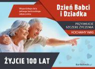 eKartki Dzień Babci i Dziadka Szczere życzenia!,