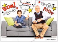 eKartki elektroniczne z tagiem: Kartki elektroniczne na Dzień Babci Wspaniałe chwile,