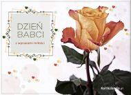 eKartki elektroniczne z tagiem: Kartki elektroniczne na Dzień Babci Z wyrazami miłości,