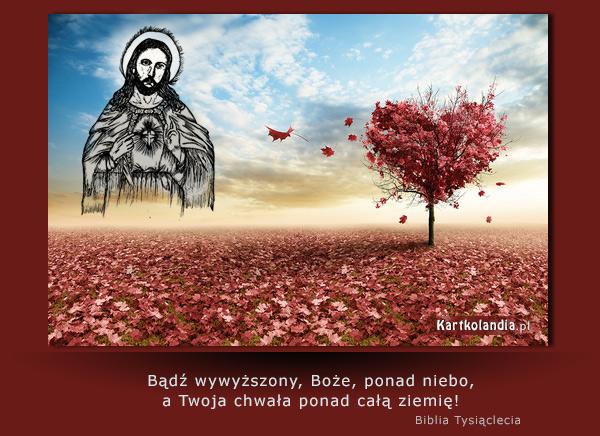 eKartki Religijne Chwała Bogu,