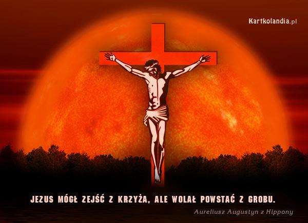 Jezus na Krzy¿u