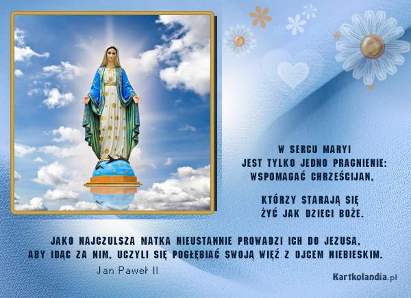 Maryja Najczulsza Matka