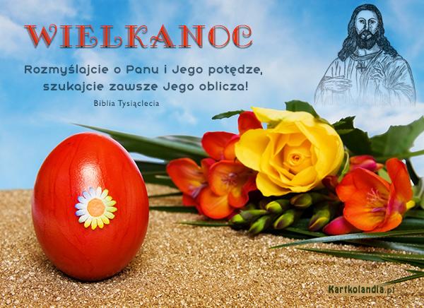 eKartki Religijne Wielkanocna kartka,