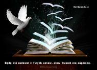 eKartki elektroniczne z tagiem: Darmowe e-kartki religia Boże ustawy,