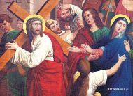 eKartki Religijne Droga Krzy�owa Jezusa,