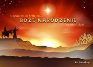 eKartki Religijne Kartka na Boże Narodzenie,