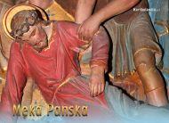 eKartki elektroniczne z tagiem: Kartki religijne Mêka Pañska,