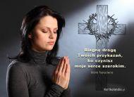eKartki elektroniczne z tagiem: Darmowe kartki religijne Modlitwa do Boga,