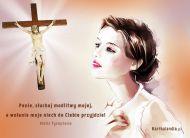 eKartki Religijne Modlitwa moja,