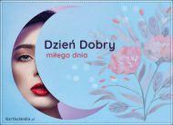 eKartki elektroniczne z tagiem: Darmowe e-kartki Miłe Dzień Dobry!,