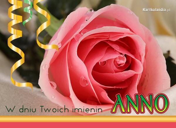 Imieniny Anny