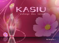 eKartki Imienne damskie Piękny dzień dla Kasi,