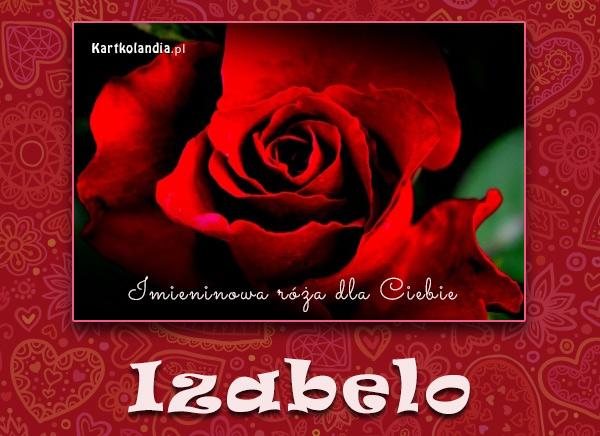 Imieniny Izabeli