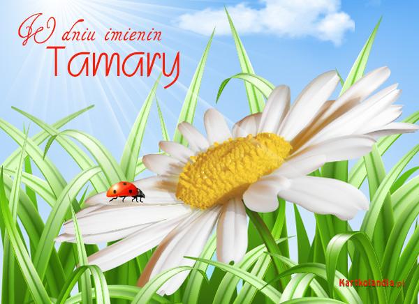 W dniu imienin Tamary