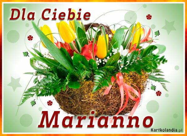 Dla Ciebie Marianno