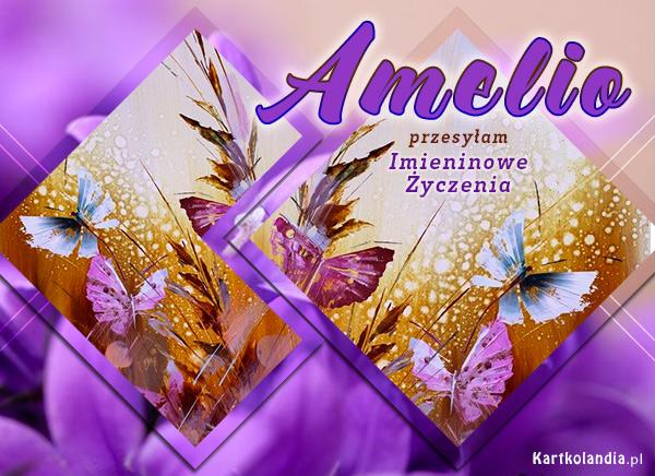 Imieniny Amelii