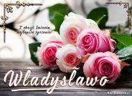 eKartki elektroniczne z tagiem: e-Kartka imieninowa Dla Władysławy,