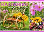eKartki elektroniczne z tagiem: e-Kartka imieninowa Imieninowy ogród życzeń,