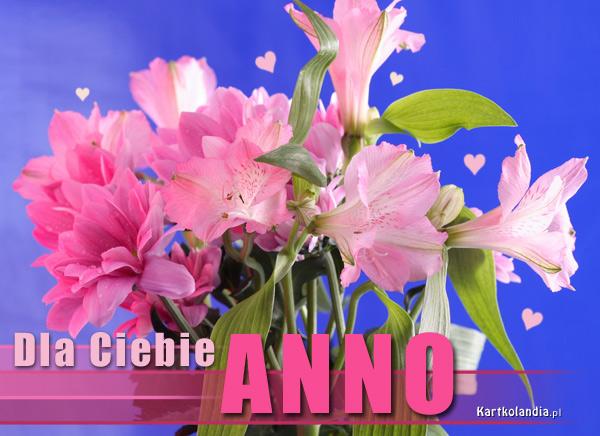 Dla Ciebie Anno