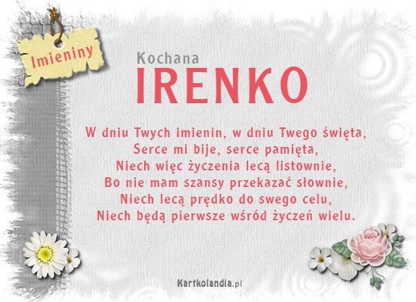 Kochana Irenko