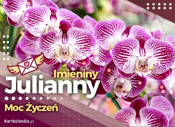 Julianna - Moc Życzeń!