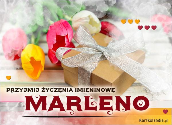 eKartki elektroniczne z tagiem: Lenka Marleno - Przyjmij życzenia!,
